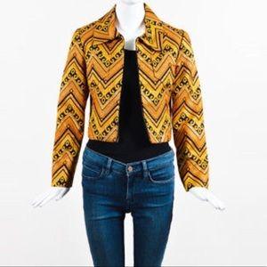 Oscar de la Renta Boutique Jacket Sz 10